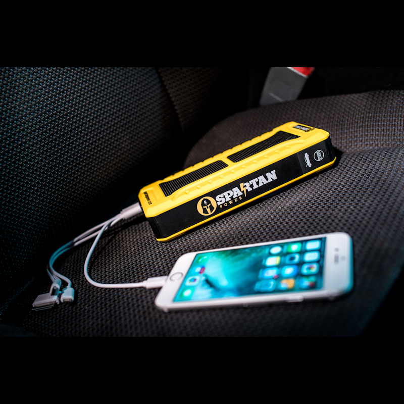 Jump Starter Phone Charger