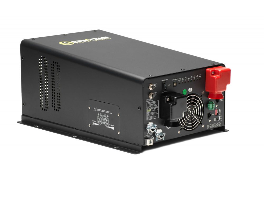 Spartan Power SP-IC3312 AC Input