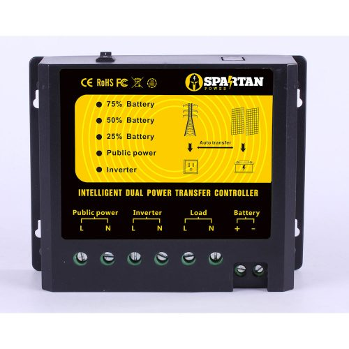 Spartan Power Solar & Wind Transfer Switch Controllers