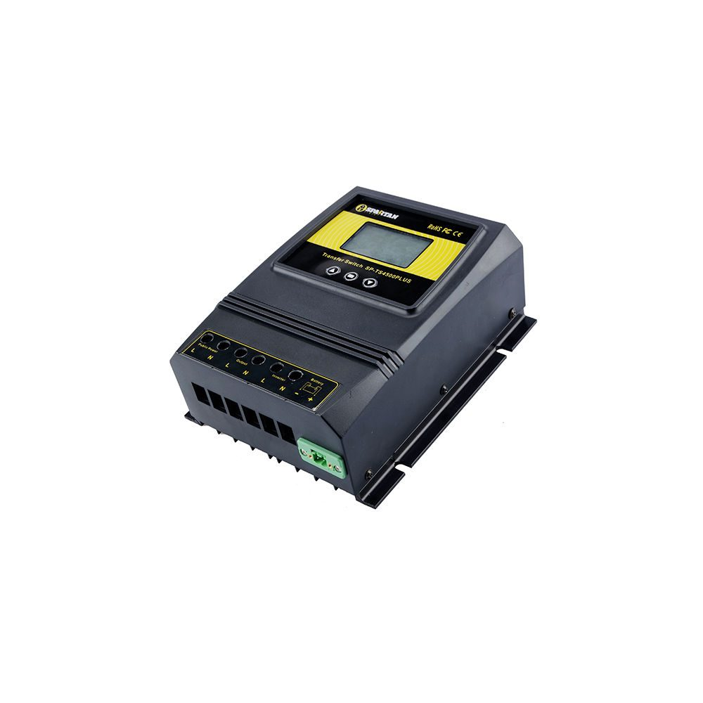 SP-TS4500PLUS Transfer Switch