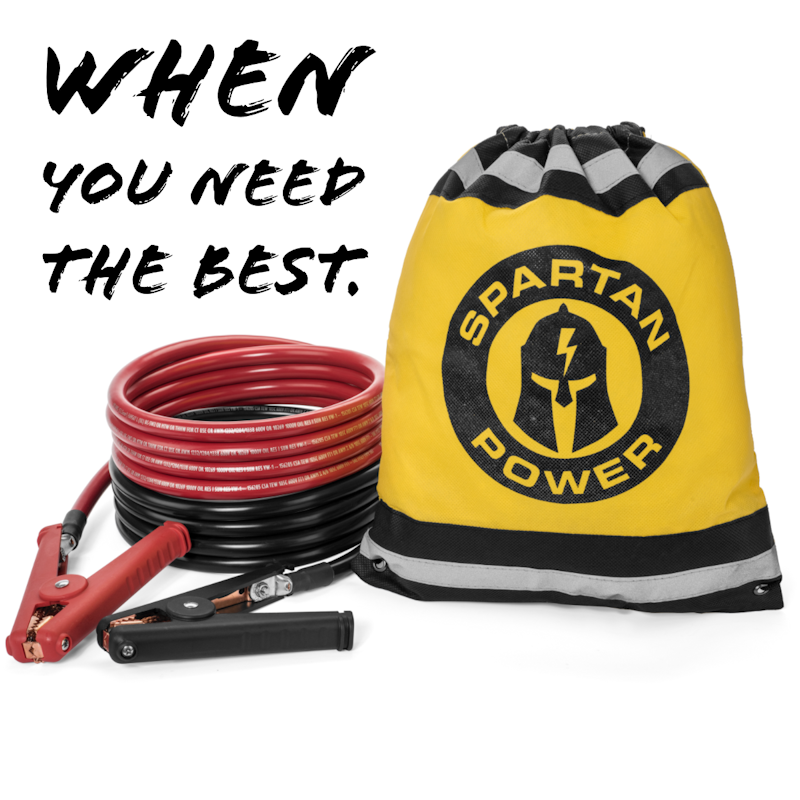 Spartan Power Best Jumper Cables