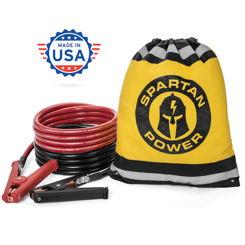 Link to Made in USA Jumper Cables
